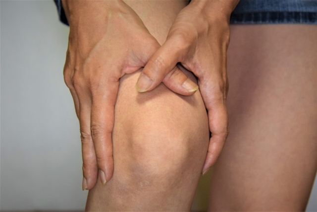 膝のイメージ